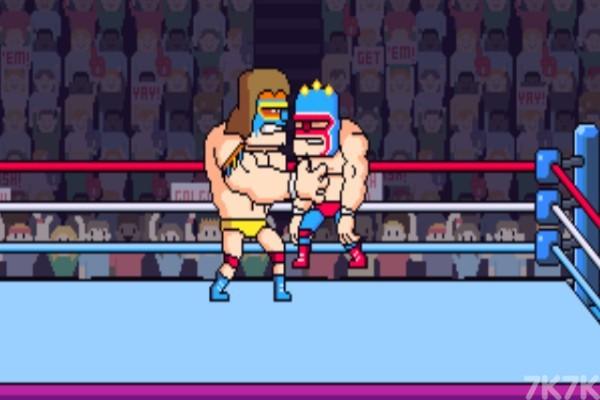 《城市摔跤手》游戏画面3
