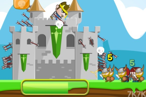 《塔防国王》游戏画面2