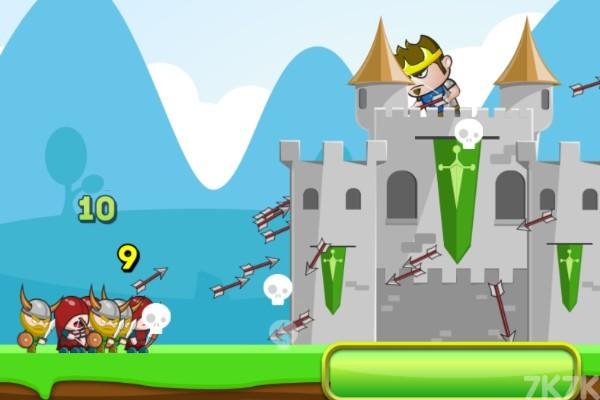 《塔防国王》游戏画面4