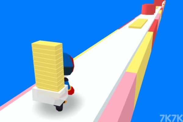 《橡皮人爬楼梯》游戏画面3
