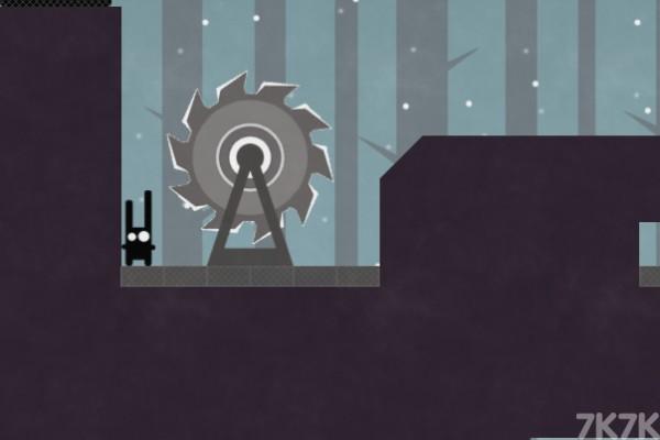 《奔跑的兔子》游戏画面2