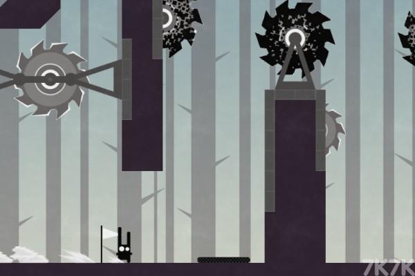 《奔跑的兔子》游戏画面3