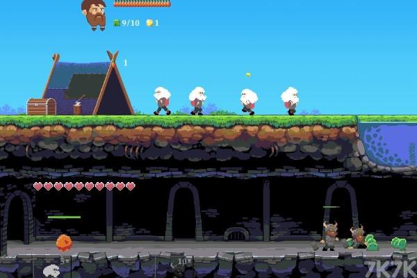 《城堡建造者2》游戏画面2
