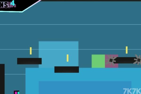 《双瞳方块》游戏画面2