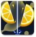 鐳射轟水果