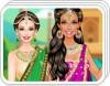 印度风情装扮